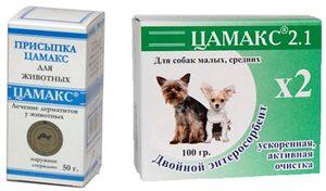цамакс для собак инструкция цена