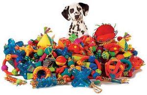 Игрушки для щенка